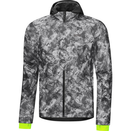 Gore Wear C3 Windstopper Urban Camo Jacket