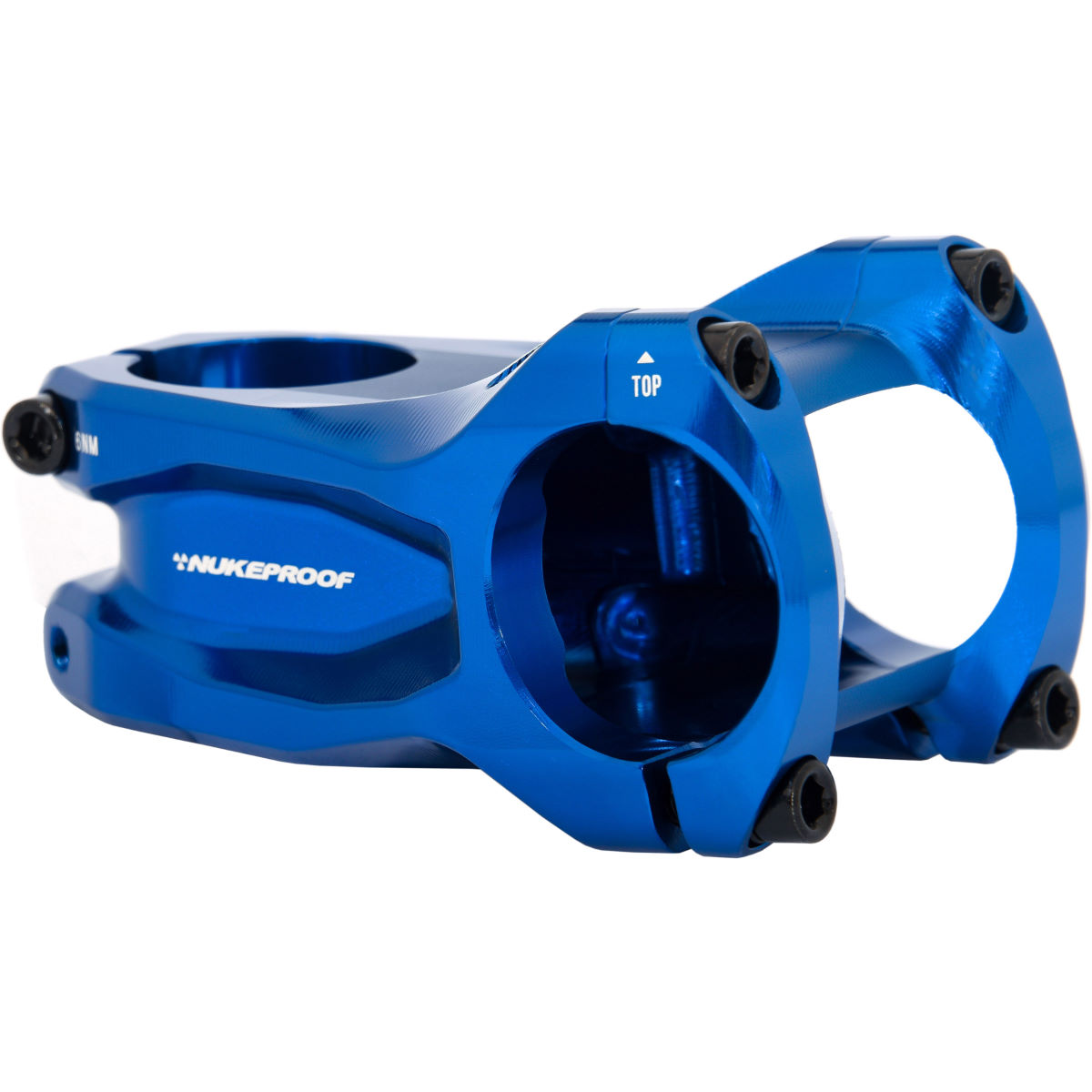 Potence Nukeproof Horizon - 31.8mm x 60mm Bleu Potences