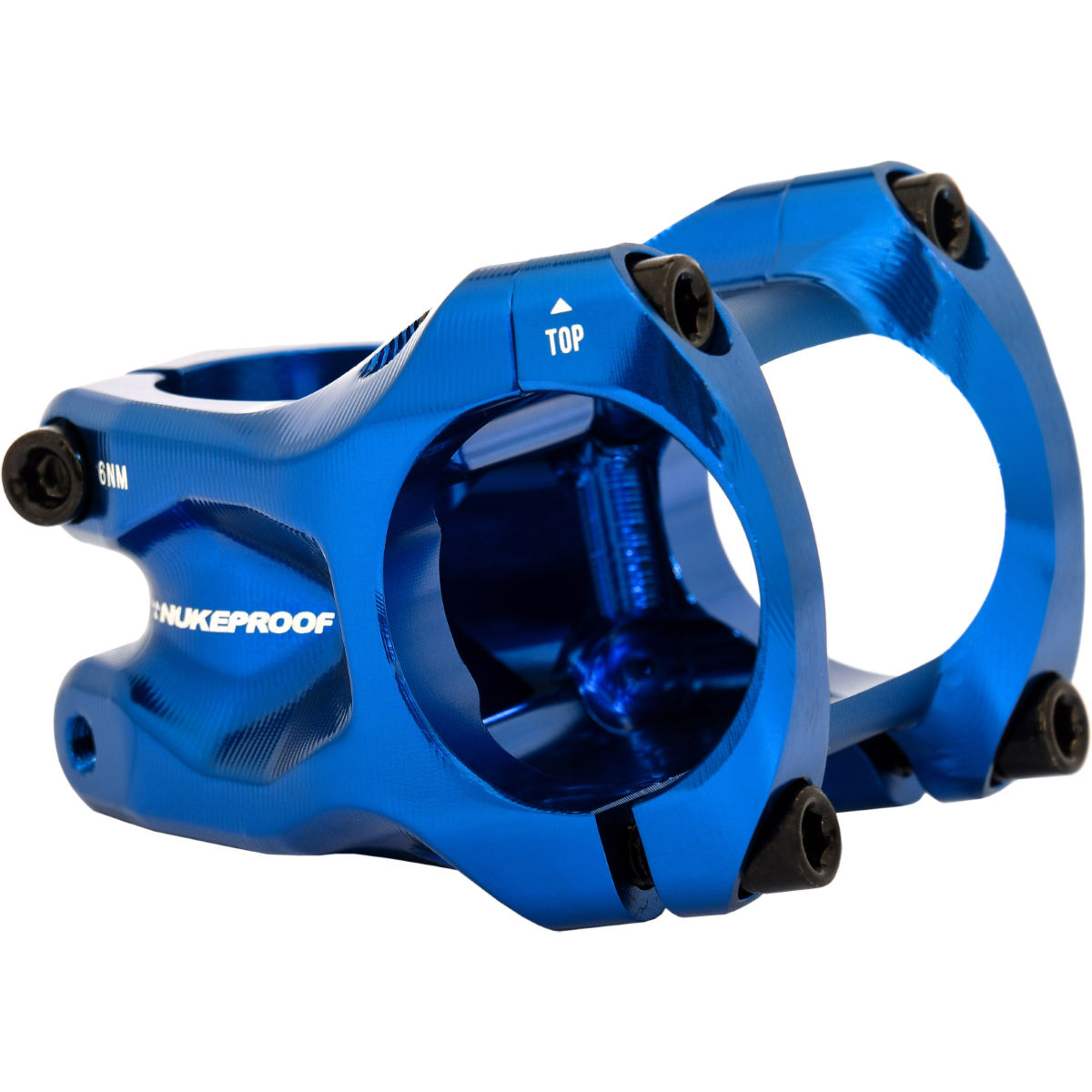 Potence Nukeproof Horizon - 31.8mm x 35mm Bleu Potences