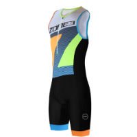 Body uomo da triathlon Zone3 Lava
