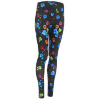 dhb Womens Printed Tight - Neon Floral