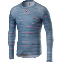 Castelli Prosecco R Long Sleeve Print  Base Layer