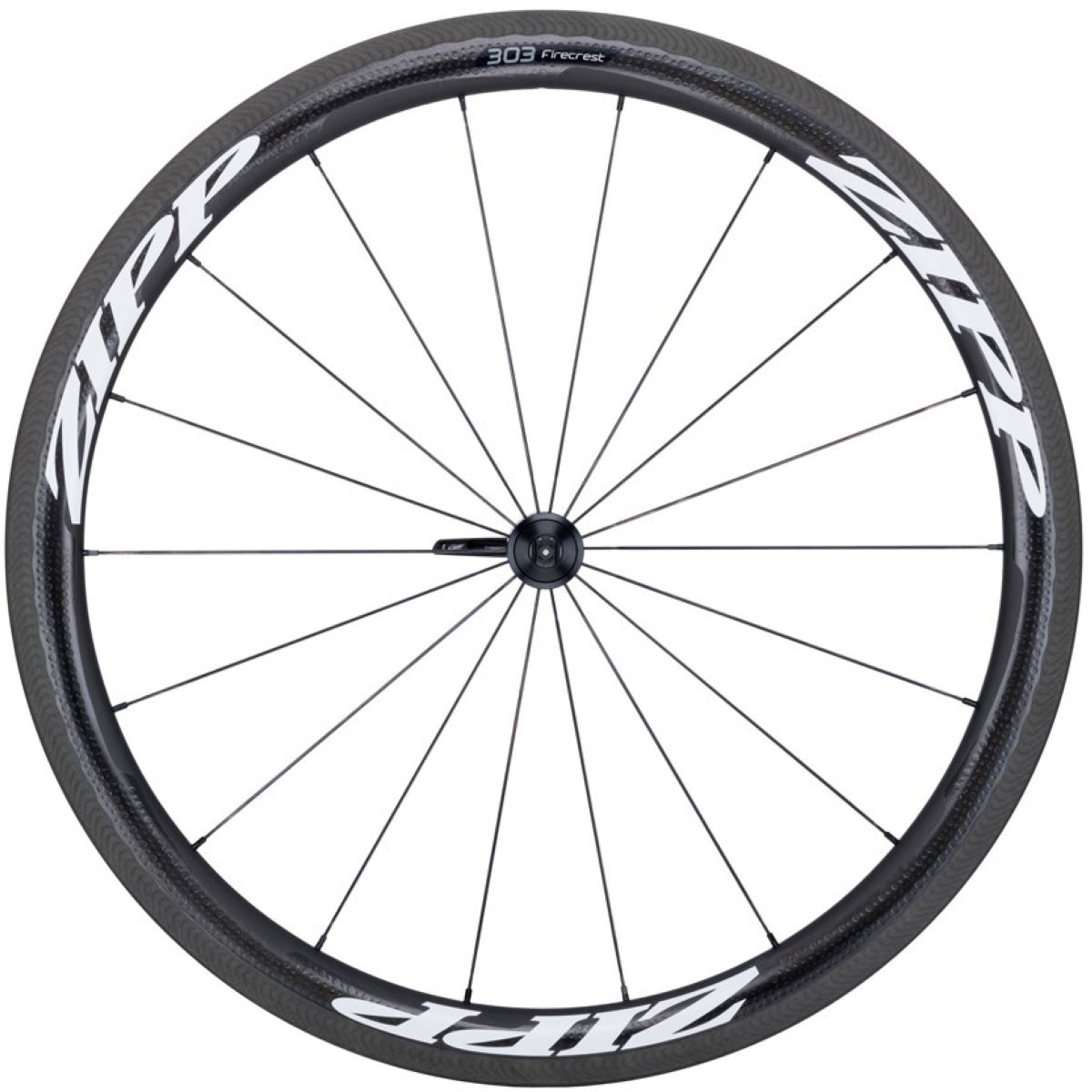 Zipp 303 Carbon Tubular Front Wheel (QR)   Performance Wheels