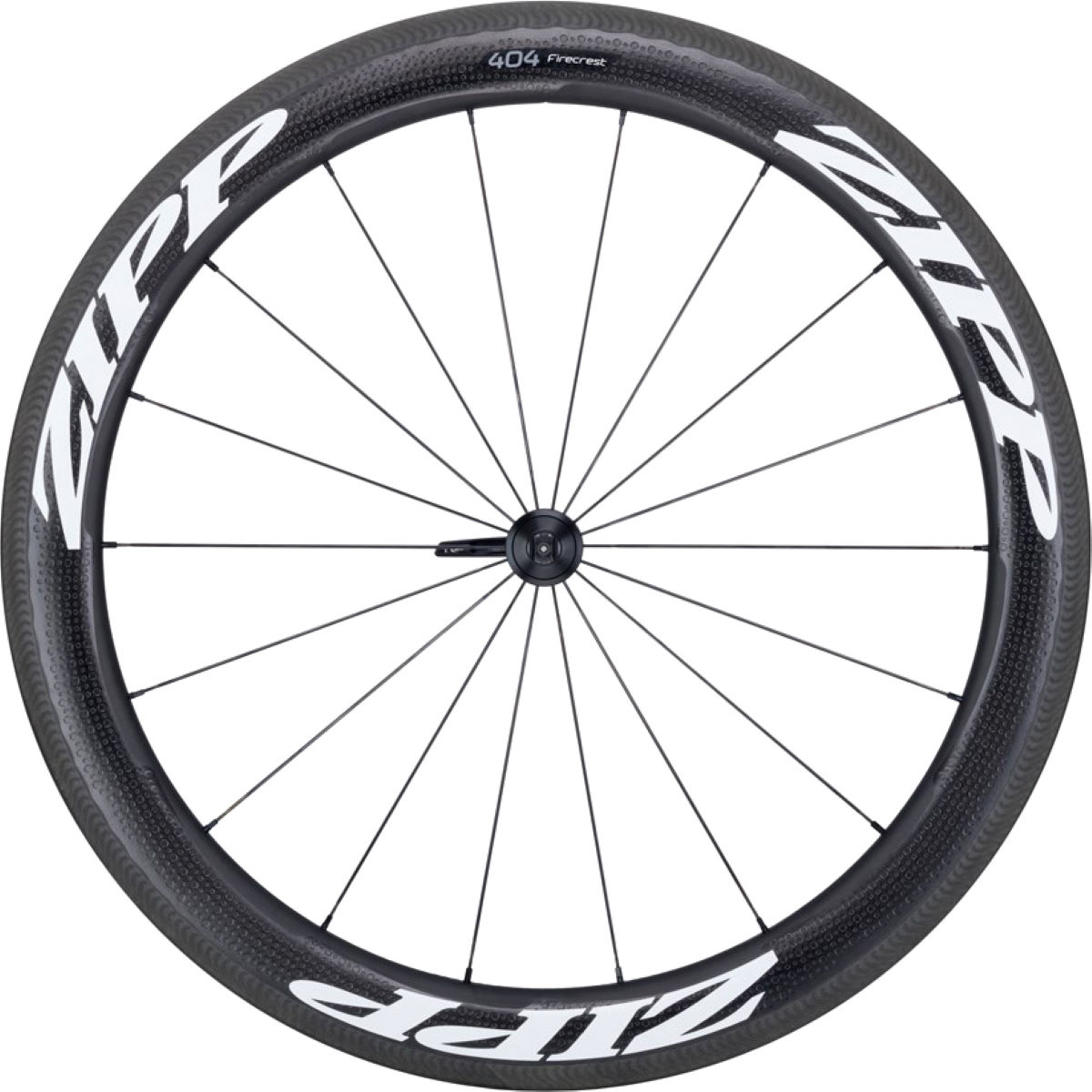 Zipp 404 Carbon Clincher Front Wheel (QR)   Performance Wheels