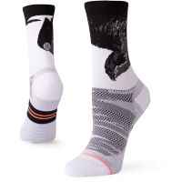 Stance Womens Lauren Fleshman Bird Run Crew Sock