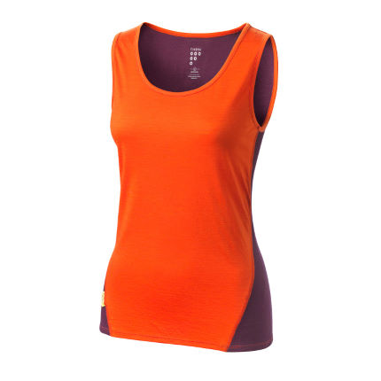 FINDRA Women's Isla Merino Vest Top