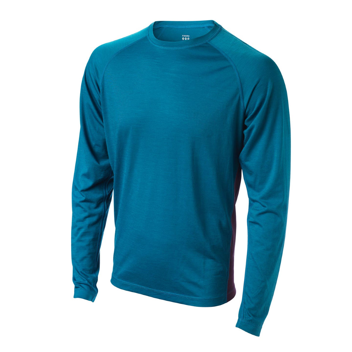 FINDRA Arran Merino Enduro Long Sleeve Top - Maillots