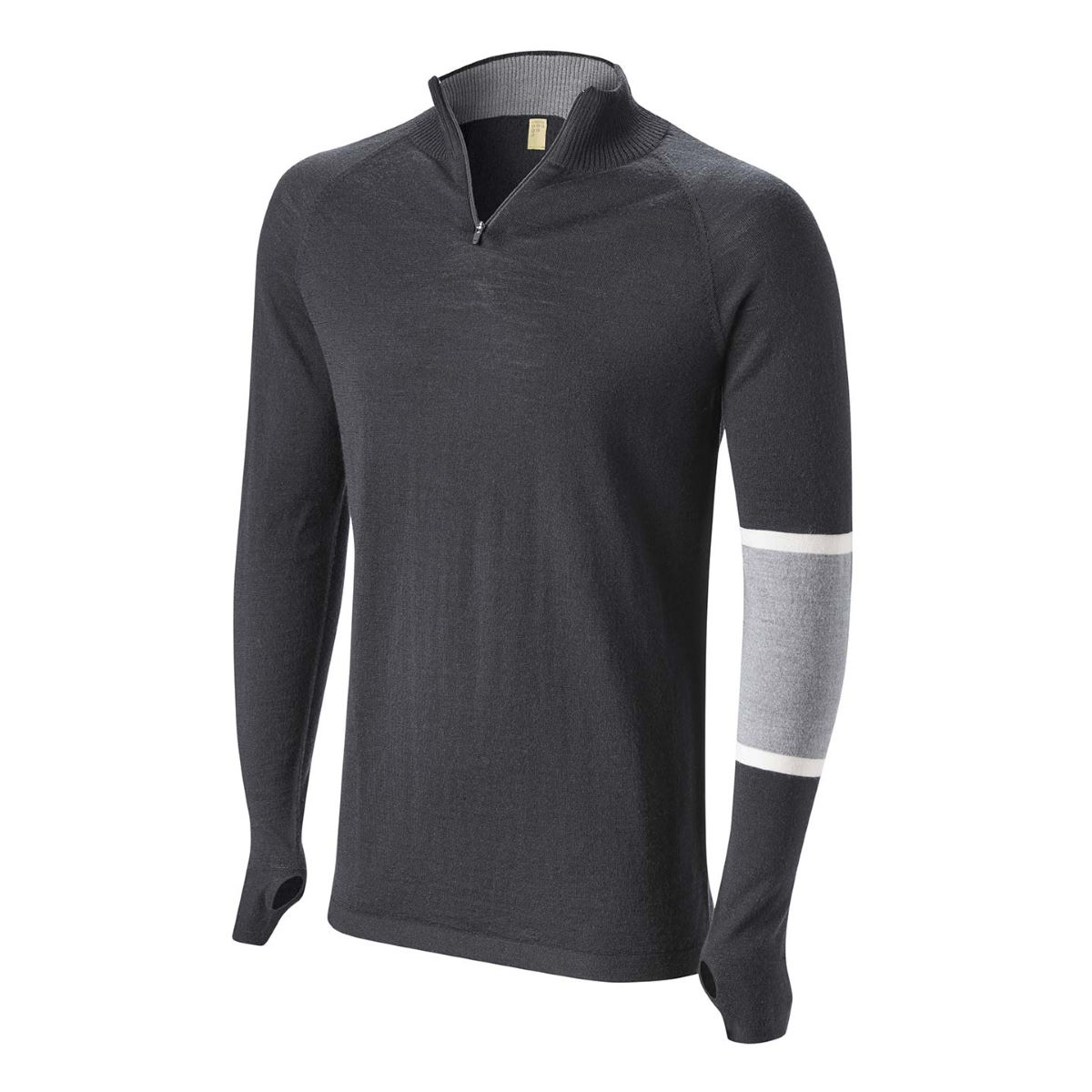 FINDRA Lewis Merino Zip Neck Top   Long Sleeve Cycling Jerseys
