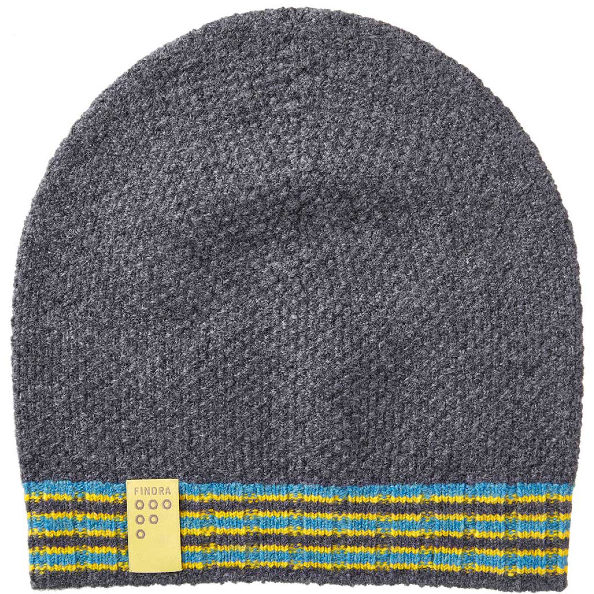 FINDRA Betty Lambswool Beanie - Gorros