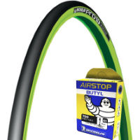Michelin Pro 4 Service Course Green 23c Tyre & Free Tube