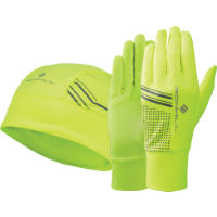 Ronhill Run Beanie & Glove Set