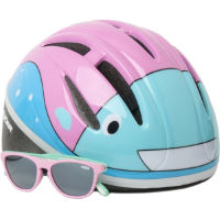 picture of Lazer Bob Blub Helmet + Blub Sunglasses Set
