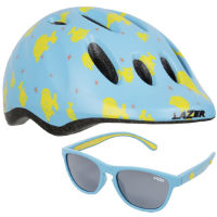 picture of Lazer Max+ Helmet + Blub Sunglasses Set