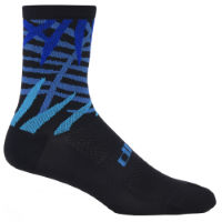 dhb Blok Sock - Palm (Blue)