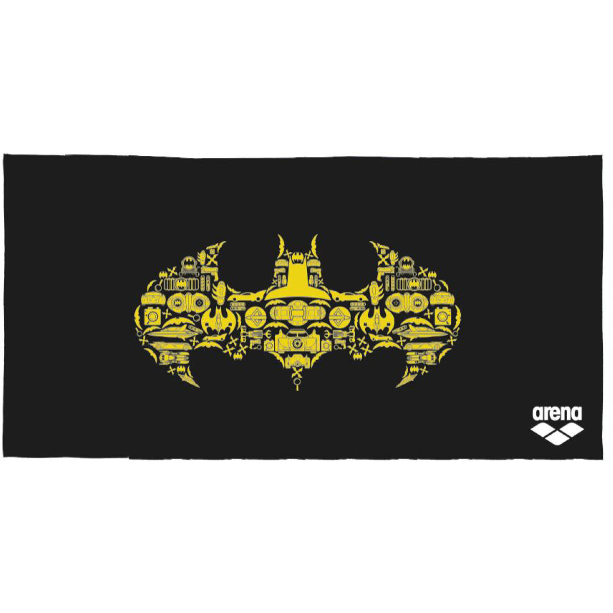 Arena Super Hero Towel - Toallas