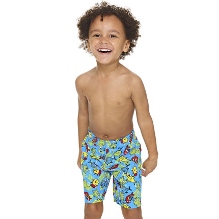 Zoggs Kids Fishy Business Watershorts