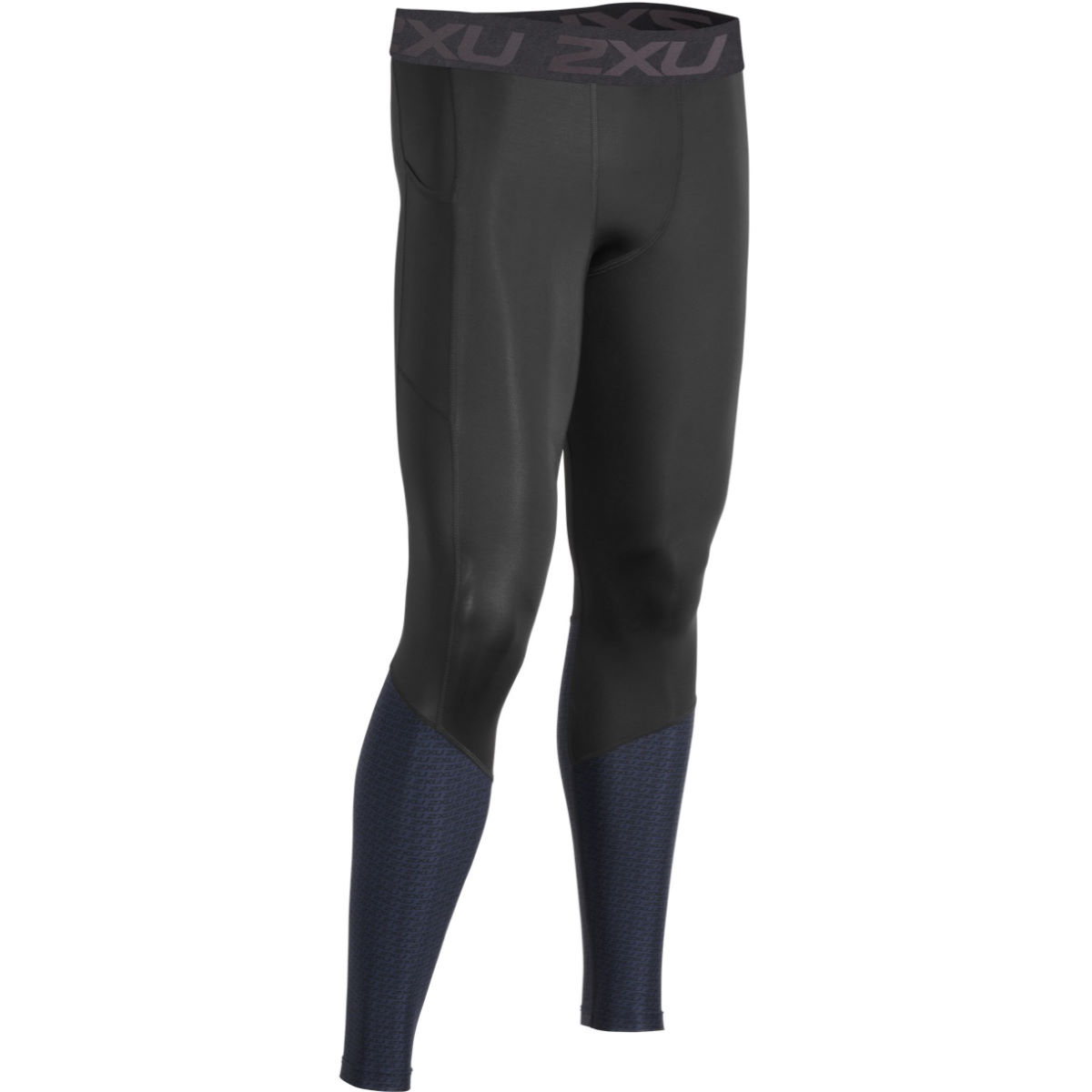 2XU Accelerate Compression Tights with Back Storage - Mallas de compresión