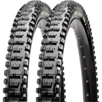 """picture of Maxxis Minion DHR II 3C EXO TR 650B Folding Tyres 2.3"""" 27"""