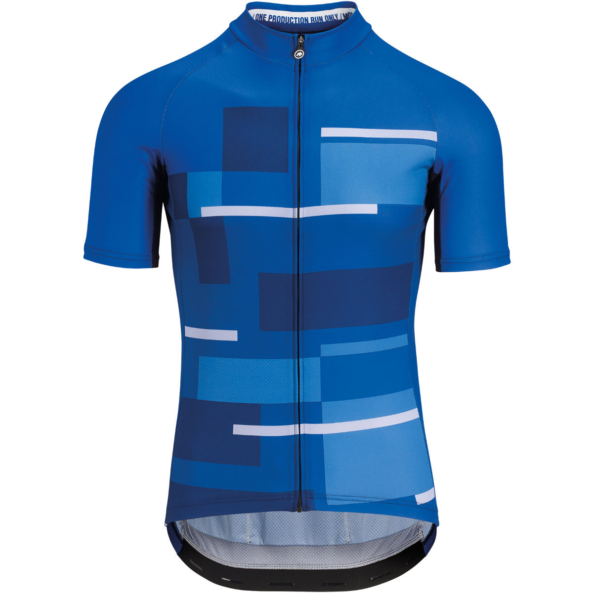 Assos Fast Lane Anthracite Jersey (Navy Blue) Jerseys
