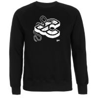 Cinelli Mike Giant Crewneck Sweater - Herre