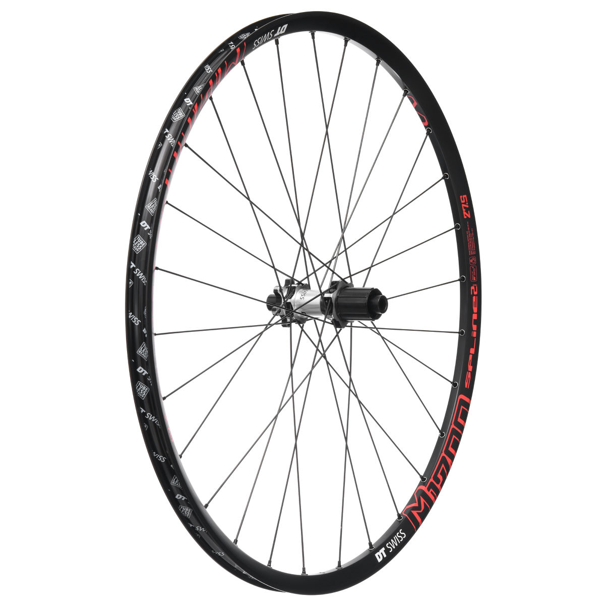 DT Swiss Spline M1700 MTB Rear Wheel - Ruedas traseras
