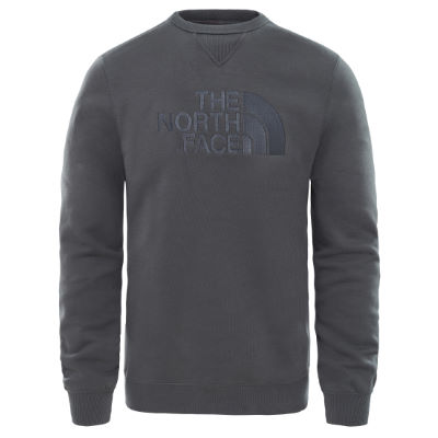 the-north-face-drew-peak-crew-fleecejacken-hoodies