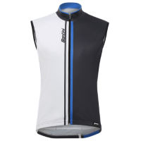 Santini Airform 2.0 Windstopper Gilet 2017