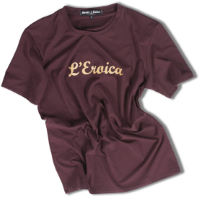 Santini Eroica Tee Shirt Stretch Cotton 2016