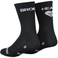 "DeFeet Aireator 6"" saK07 (Broken Heart) Socks"