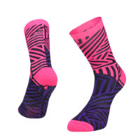 Ratio Dash 16 cm Sock (Pink/Purple)