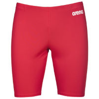 Arena Solid Jammer Red White