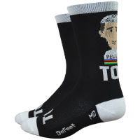 "DeFeet Defeet 6"" Aireator Rich Mitch Collab Tom Simpson"