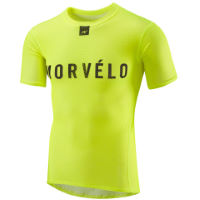Morvelo Definitive Fluro Short Sleeve Baselayer