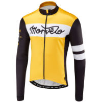 Morvelo Mostarda Thermoactive Long Sleeve Jersey
