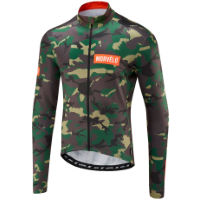 Morvelo Camo Thermoactive Long Sleeve Jersey