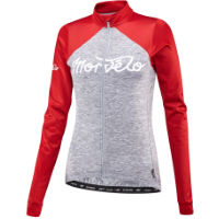 Morvelo Womens Homer Thermoactive Long Sleeve Jersey