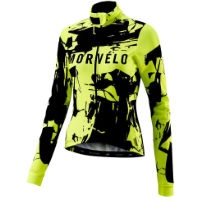 Morvelo Womens Blaze Thermoactive Long Sleeve Jersey