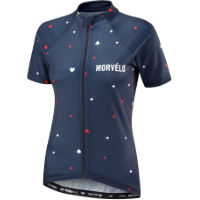 Morvelo Womens Suits Nth Short Sleeve Jersey