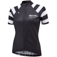 Morvelo Womens Swiss Nth Short Sleeve Jersey