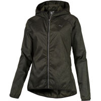 Puma Womens Last Lap Graphic Run Jacket