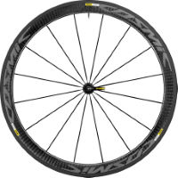 picture of Mavic Cosmic CXR 60 Clincher Front Wheel (WTS)