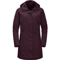 Jack Wolfskin Womens Madison Avenue Coat