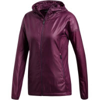 adidas Womens Agravic Hooded Shield Jacket