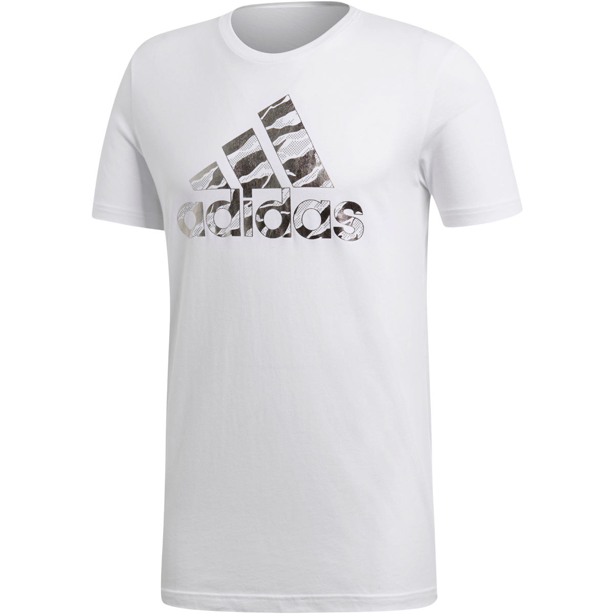 adidas Badge of Sport Camo Foil Tee - Camisetas