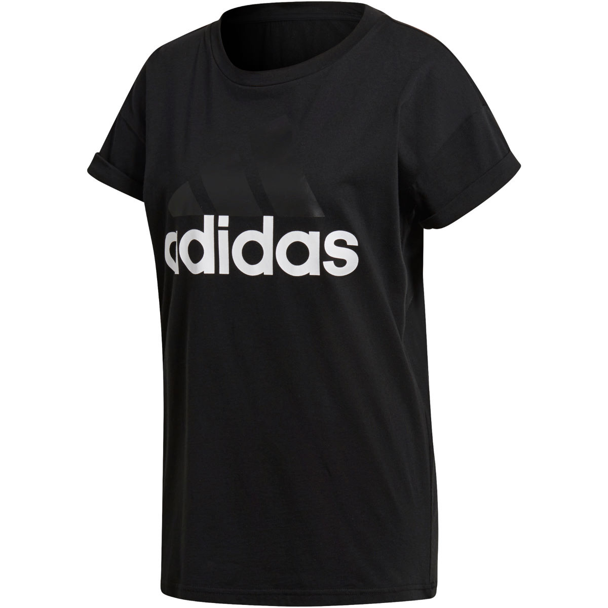 adidas Essentials Linear Loose Tee - Camisetas