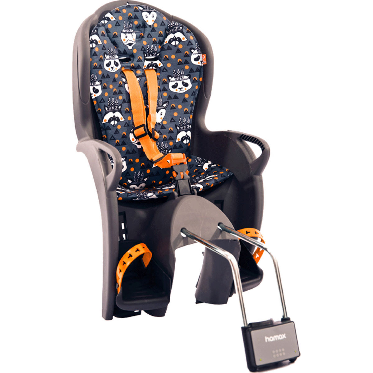 Hamax Hamax Kiss Rear Mounted Childseat - Sillas infantiles