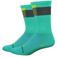"DeFeet Aireator 6"" Ornot (District) Socks"
