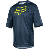 Fox Racing Demo Short Sleeve Camo Burn Jersey