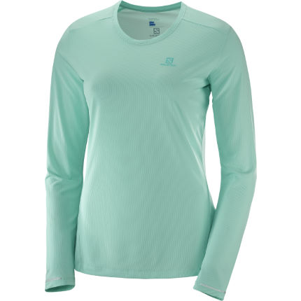 Salomon Women's Agile LS Tee