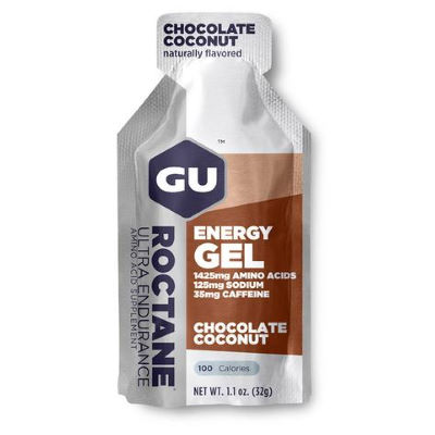GU Rctane Energy Gel (24 x 32g) 24 X 32G 21-30 Chocol - Geles energéticos Chocolate and Coconu 24x32g 24